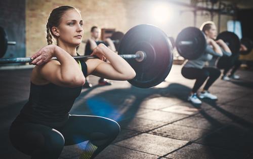 Foco e disposição são essenciais para iniciar os treinos.